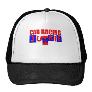 Carreras de coches gorra