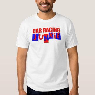 Carreras de coches playera