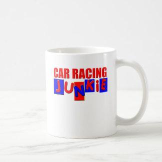 Carreras de coches taza clásica