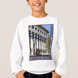 Carreras Factory, London Sweatshirt