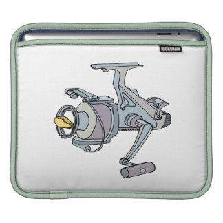 Carrete 2 de la pesca manga de iPad