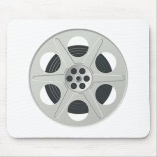 Carrete de la película de cine alfombrillas de raton
