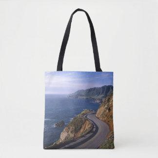 Carretera 1 a lo largo de la costa de California Bolsa De Tela