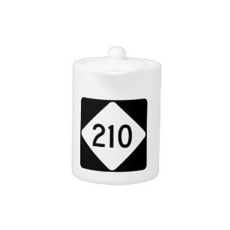 Carretera 210 de Carolina del Norte