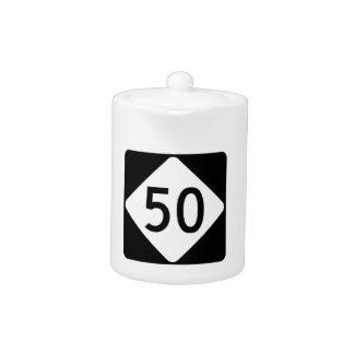 Carretera 50 de Carolina del Norte