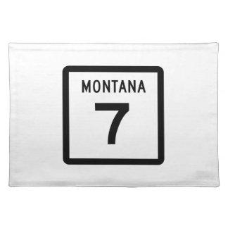 Carretera 7 de Montana Manteles