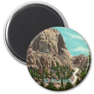 Carretera al imán del monte Rushmore