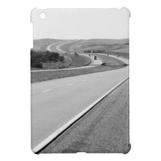 Carretera con curvas iPad mini protector