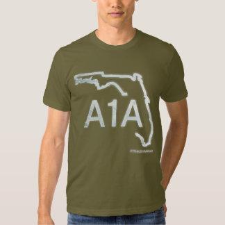 Carretera de A1A Caostal Camisas