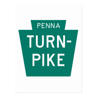 Carretera de peaje de Pennsylvania Postal