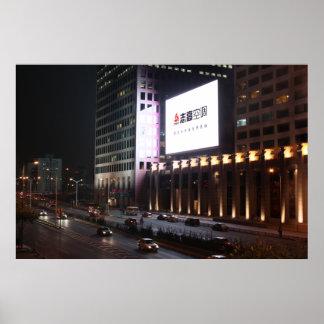 Carretera de Shangai Poster