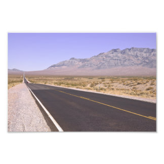 Carretera del este de California Fotografías