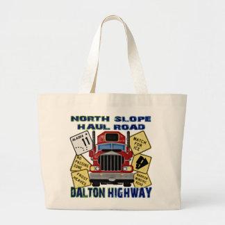 Carretera del norte de Dalton del camino del recor Bolsas