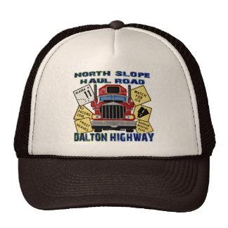 Carretera del norte de Dalton del camino del recor Gorra