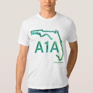 Carretera escénica de A1A la Florida Poleras