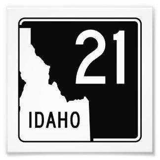Carretera estatal 21 de Idaho Fotografías
