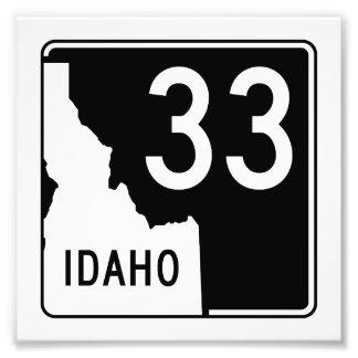 Carretera estatal 33 de Idaho Fotografías