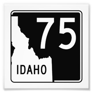Carretera estatal 75 de Idaho Cojinete
