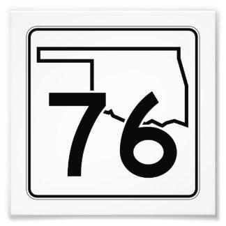 Carretera estatal 76 de Oklahoma Cojinete