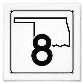Carretera estatal 8 de Oklahoma Cojinete