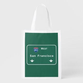 Carretera nacional de San Francisco California Ca: Bolsa De La Compra