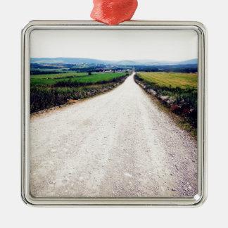 Carretera nacional ornamente de reyes