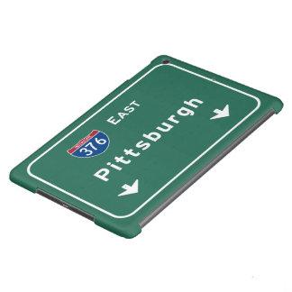 Carretera nacional del PA de Pittsburgh Funda Para iPad Air