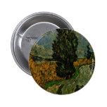 Carretera nacional en Provence - Van Gogh Pins