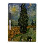 Carretera nacional en Provence - Van Gogh Pizarras