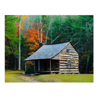 Carretero blinda la cabina - Great Smoky Mountains Postal