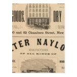 Carretero, Quinan y Deforest a Peter Naylor Postal