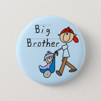 Carriage Big Brother Tshirts and Gifts Pinback Button