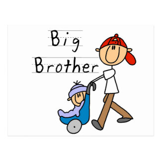 Carriage Big Brother Tshirts and Gifts Postcard