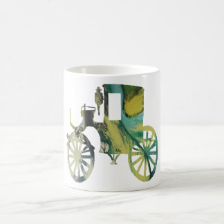 Carriage Coffee Mug