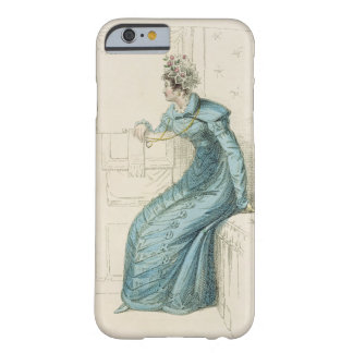 Carriage dress fashion plate from Ackermann s Rep iPhone 6 Case