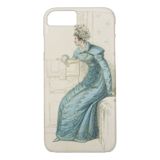 Carriage dress, fashion plate from Ackermann's Rep iPhone 7 Case