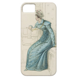 Carriage dress, fashion plate from Ackermann's Rep iPhone SE/5/5s Case