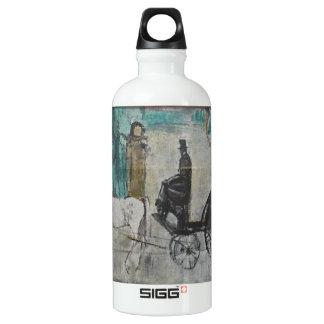Carriage Driver Stanislav Stanek Aluminum Water Bottle