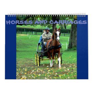 CARRIAGE DRIVING CALENDAR