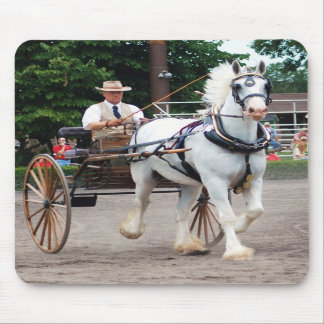 carriage driving class mouse pads