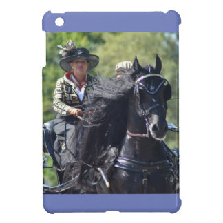 carriage driving cover for the iPad mini