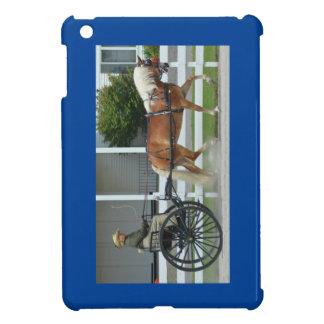 carriage driving iPad mini case