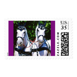 carriage driving postage