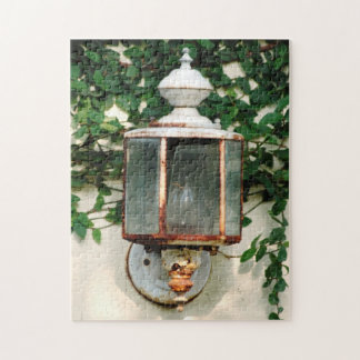 Carriage Lamp Puzzle