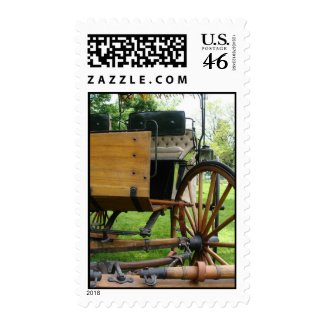 Carriage stamp