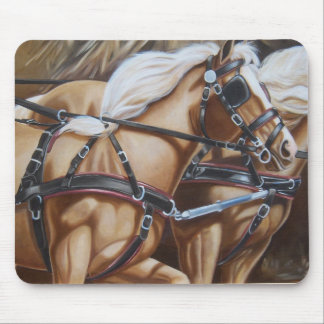 Carriage Racing Mouse Pad