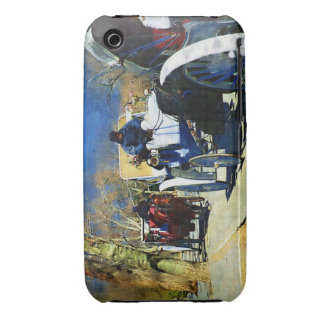 Carriage Ride Central Park Case-Mate iPhone 3 Case
