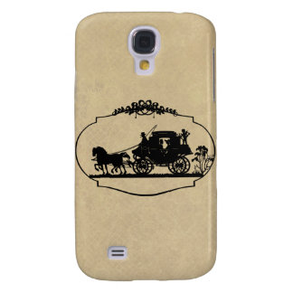 Carriage Ride With Cupid Apparel and Gifts Samsung Galaxy S4 Covers