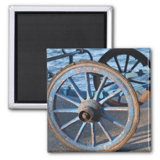 Carriage Wheel Magnet