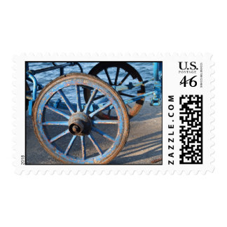 Carriage Wheel Postage